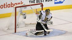 Fleury leads Golden Knights into Stanley Cup Final