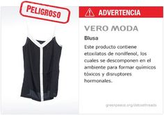 Vero Moda Blusa   #Detox #Fashion
