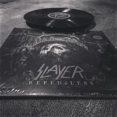 #Slayer #Repentless #NuclearBlast #NowPlaying #NowSpinning #Thrash #RecordCollection #Vinyl #VinylPorn #VinylJunkie #VinylCollection #LP #Audiophile by acid.fun3ral