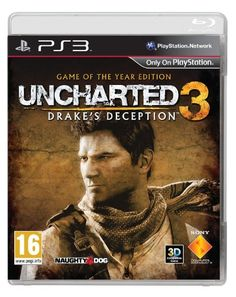 Uncharted Drake's Deception -- Game of the Year Edition (Sony PlayStation for sale online Xbox 1, Playstation Games, Ps4 Games, Nathan Drake, Best Ps3 Games, New Game Consoles, Arcade, Uncharted Drake, Gamers