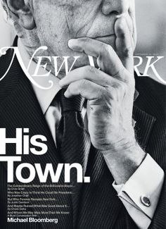 New York Magazine looks at the city after Bloomberg.