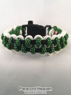 Now available on our store: Green Hornet - Pa... Check it out here! http://www.paracord-heaven.com/products/green-hornet-paracord-heaven-parallel-weave-survival-bracelet-with-emergency-whistle