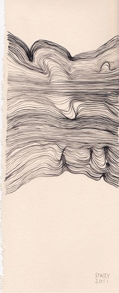 Line drawing art art, illustration art, sound art Doodle Drawing, Painting & Drawing, Music Painting, Diy Painting, Inspiration Artistique, Arte Sketchbook, Art Plastique, Line Art, Line Drawing Art