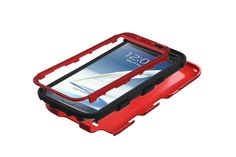 3-in-1 Combo Rugged Design Hybrid Protector Cases for Samsung Galaxy Note 2 | Lagoo Tech