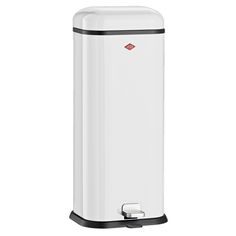 Wesco - Superboy Bin - 20L - White