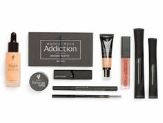 Ok girls! This is called A Touch of Beauty Collection. You get $246 worth of product for $210. You get FREE shipping and a free AMAZING makeup bag. I'll open a shopping link in your name. When you purchase under that link you will automatically get $21 in free makeup money AND a half price voucher to use on a later purchase. Message me to color match & get your shopping link set up!