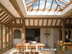 Prime Oak Buildings Ltd, Quality Oak framed Orangeries, Oak Framed Garden Rooms, Oak Conservatories, Oak Garages and Pool Buildings in English Oak. Orangery Conservatory Pergola and Gazebo in Oak