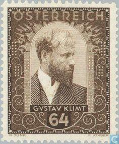 Stamps - Austria - painters