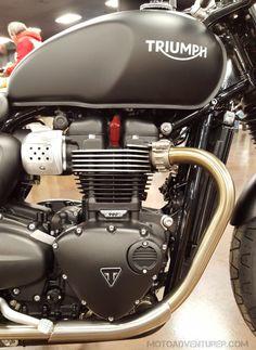 2016 Triumph Street Twin 900   Motoadventurer.com