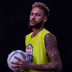 Neymar Jr Tattoos, Neymar Football, Psg, Cristiano Ronaldo, Soccer, Mens Tops, Jay Park, Beautiful Things, Idol