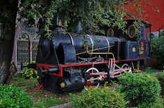 Istanbul 67 (Orient Express old locomotive)