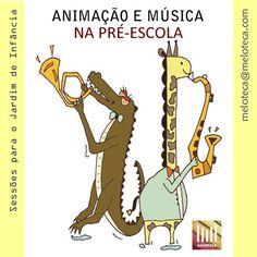 Animação na Pré  [ #Música, #OficinasDeMúsica, #Jardim, #AnimaçãoEMúsica ]