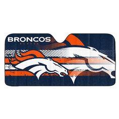 Denver Broncos Sunshade