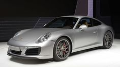 2016 Porsche 911 Carrera experienced from the passenger seat