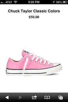 cf8308676457 I want a pink pair so badly Cheap Converse