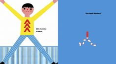 Illustrations by Madalena Matoso, in Com o Tempo, text by Isabel Minhós Martins, Planeta Tangerina. In stock: £11.50.