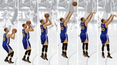 In ESPN The Magazine's One Day One Game Issue, David Fleming writes that Golden State's Stephen Curry is short, skinny, deadly -- and he's reinventing shooting before our eyes. Basketball Shooting Drills, Curry Basketball, Basketball Tricks, Basketball Practice, Basketball Is Life, Basketball Workouts, Basketball Skills, Basketball Pictures, Sports Basketball