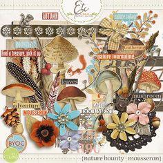 Nature Bounty Mousseron Elements