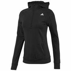 adidas Techfit Climawarm Half-Zip Hoodie