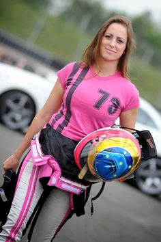 Curitiba Racing: Fórmula Truck em Curitiba: Etapa marca estréia de mais uma mulher na categoria, Michelle de Jesus