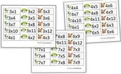 Free Multiplication Cards — Pokemon Theme - Homeschool Den