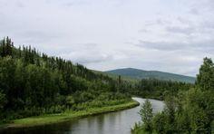 Tanana River, Fairbanks