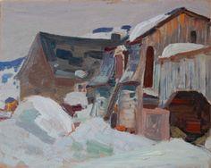 René Richard Abstract Landscape Painting, Landscape Paintings, Fine Art Paintings, Painters, How To Paint, Landscapes, Landscape, Landscape Drawings