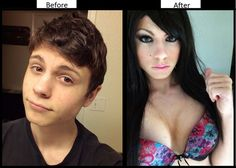 transgender mtf before and after - Google-Suche