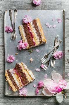 magnolia cake recipe   vie the pretty blog