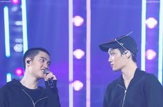 [HQ] 180303 #KAISOO @ The ElyXion in Singapore