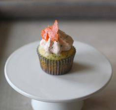 Lachs-Feta Cupcakes Feta, Cupcakes, Foodblogger, Cooking, Desserts, Party Ideas, Salmon, Eat Lunch, Dessert Ideas