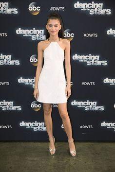 Zendaya at ABC's 'Dancing With the Stars': Season 22 - Week Four