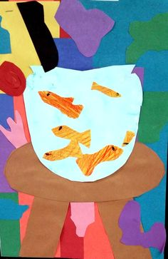 2nd Grade Matisse Goldfish Bowls   ArtMuse67