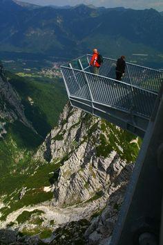 Aussichtsplattform AlpspiX (viewing platform) - Garmisch-Partenkirchen, Germany