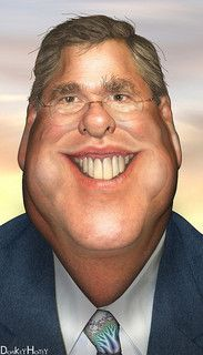 """Jeb Bush's role in slow-walking the Bush v. Gore recount is the """"elephant in the room"""" for 2016. Presidential campaign media has ignored questions on Bush's role, to which he says, """"I have no clue"""" but is documented in phone logs, emails, and suppressing votes earlier until the election was stopped by the Supreme Court."""