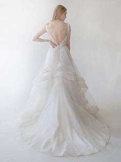 """Wedding Dress """"Ula"""" by Kelly Faetanini"""