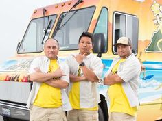 """Congratulations Aloha Plate!!!! Who was your favorite team this season on """"The Great Food Truck Race""""?"""