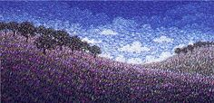 arthur1 Benedictine Monks, Ca Usa, Pointillism, California Usa, Grand Canyon, This Is Us, Gallery, Painting, Travel