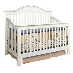 davinci jayden 4 in 1 convertible crib in antique white 389