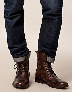 Selected Boots