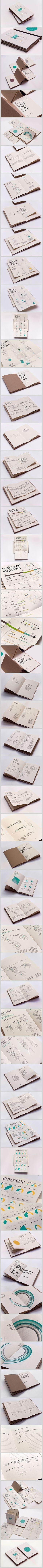 Window Farms: Information Design Book by Jiani Lu on Béhance - Editorial / Print… Web Design, Graphic Design Layouts, Layout Design, Creative Design, Flyer Layout, Brochure Layout, Editorial Design, Editorial Layout, Informations Design