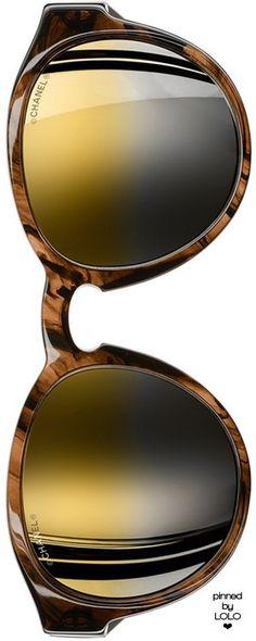 576e9c189e Best Summer Accessories 2017/2018 : Chanel Pantos Signature Sunglasses.  Anteojos De Sol MujerGafas ...