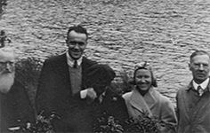 """""""I would say of all the Kennedy kids, Bobby was the most Irish. He seems to be pretty at home in Ireland and he seems to have sorbed his national identity more than the others because you know to be a young Kennedy was to overcome being Irish. Bobby seemed to actually have fun in these movies, something that he didn't always have as a little kid. But he had an impish, playful side to him, and it comes through in these movies. Some of his charm, you can see it there as he's doffing his cap."""""""