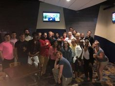Our team recently went bowling together and it was an absolute blast!! 🎳