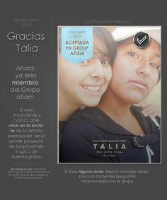 Talia Confirmacion