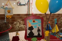 Festa Snoopy e Charlie Brown