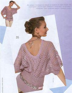 crochet summer and spring sweater | make handmade, crochet, craft