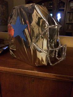 foto de Football helmet Valentine's box Valentines day Valentines for boys Valentines for kids