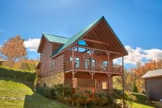 Cabins in Sevierville, TN - Moonshine Manor Sleeps 7-12 offered by Cabins USA Pigeon Forge. See photos, pricing, availability, and make a reservation.
