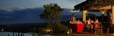 Lake Manyara Serena Safari Lodge, Tanzania.  Safari by day and dinner with a view.-day 9